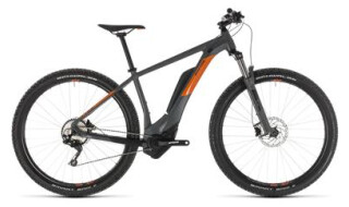 Cube Reaction Hybrid Pro 29 grey`n`orange 2019 von Fahrrad Imle, 74321 Bietigheim-Bissingen
