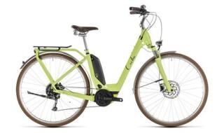 Cube Elly Ride Hybrid green´n´black 2019 von Fahrrad-Grund GmbH, 74564 Crailsheim