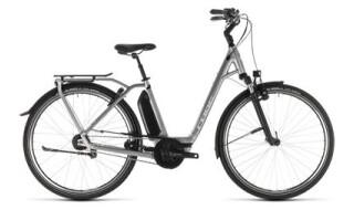 Cube Town Hybrid SL Easy Entry silver´n´white 2019 von Fahrrad Imle, 74321 Bietigheim-Bissingen