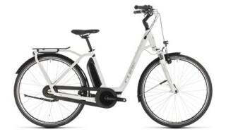 Cube Town Hybrid Pro RT 400 white n silver von Radsport Ilg OHG, 73479 Ellwangen