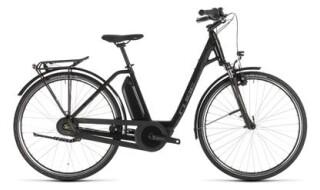 Cube Town Hybrid ONE black´n´brown 2019 von Fahrrad Imle, 74321 Bietigheim-Bissingen