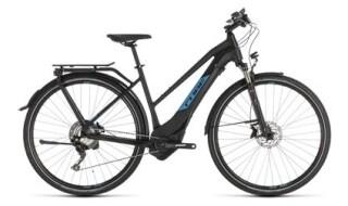Cube Kathmandu Hybrid EXC 500 black´n´blue Trapez von Rundum, der Fahrradladen, Matthias Ilg, 73433 Aalen - Wasseralfingen