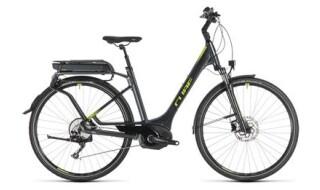 Cube Kathmandu Hybrid Pro 500 iridium n green von Fahrradwelt Seng, 36100 Petersberg-Stöckels