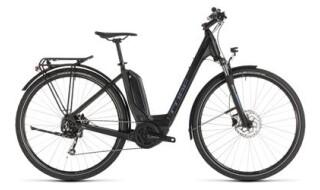 Cube Touring Hybrid ONE 400 Easy Entry black´n´blue 2019 von Rundum, der Fahrradladen, Matthias Ilg, 73433 Aalen - Wasseralfingen