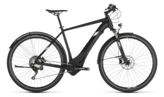 Cube Cross Hybrid Pro 625 Allroad, iridium´n´black von Bike Service Gruber, 83527 Haag in OB