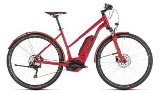 Cube Cross Hybrid Pro 500 Allroad red´n´grey Trapez von Rundum, der Fahrradladen, Matthias Ilg, 73433 Aalen - Wasseralfingen