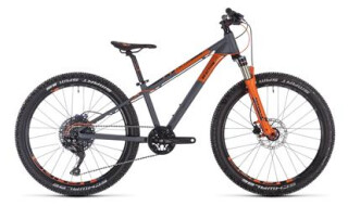 Cube Cube Reaction 240 TM black´n´orange 2019 von Fahrrad Imle, 74321 Bietigheim-Bissingen