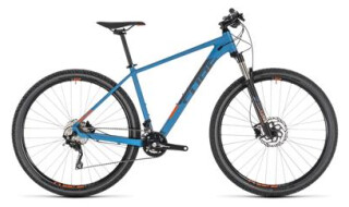 Cube Attention sl 29 blue´n´orange 2019 von Fahrrad-Grund GmbH, 74564 Crailsheim