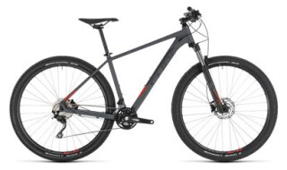 "Cube Attention 29"" iridium´n´red von Bikeshop Ansorge GmbH, 38640 Goslar"