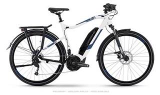 Haibike Sduro Trekking 4.0 weiß von Fahrrad Becker GmbH, 55543 Bad Kreuznach