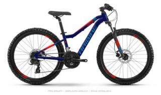 Haibike Haibike SEET HardFour 2.0 24 Zoll blau-rot 2020 von Fahrrad Imle, 74321 Bietigheim-Bissingen