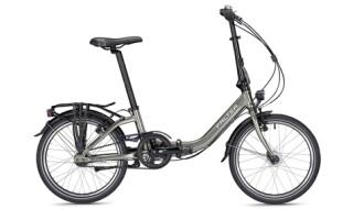 Falter F 6.0 Comfort (Titanium-Silber) von Fahrradladen Rückenwind GmbH, 61169 Friedberg (Hessen)
