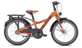 Falter FX 203 ND, Y-Lite, Orange-Schwarz-Rot von Bike & Co Hobbymarkt Georg Müller e.K., 26624 Südbrookmerland