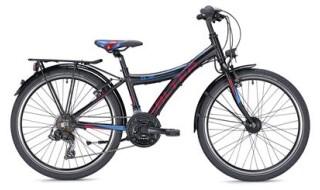 """Falter FX 421 PRO Y 24"""" schwarz rot matt 2019 von Fahrrad Imle, 74321 Bietigheim-Bissingen"""