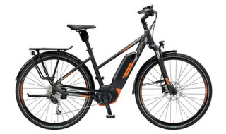 """KTM MACINA FUN 9 CX5 Herren E-Bike 28"""" Schwarz-Orange 9-Gang Modell 2019 von Fun Bikes, 53175 Bonn (Friesdorf)"""
