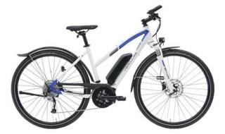 "Hercules Rob Cross Sport 8.2 E-Bike 28"" Weiß/Blau 8-Gang Modell 2019 von Fun Bikes, 53175 Bonn (Friesdorf)"