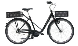 "Hercules Cargo City Transportrad 26"" Schwarz 3-Gang Modell 2019 von Fun Bikes, 53175 Bonn (Friesdorf)"