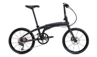 Tern Verge P10 Mod.20  black/dark grey von Just Bikes, 10627 Berlin