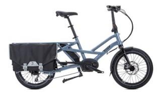 """Tern GSD S10 20"""" E-Lastenrad Silber von Fahrrad Imle, 74321 Bietigheim-Bissingen"""