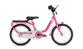 Puky Z 6, 16 Zoll Kinder-Fahrrad mit Rücktrittbremse von Henco GmbH & Co. KG, 26655 Westerstede