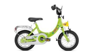 Puky ZL 12-1 kiwigrün, 12 Zoll Kinder-Fahrrad mit Alu-Rahmen und Rücktrittbremse von Henco GmbH & Co. KG, 26655 Westerstede