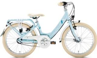 Puky Kinderfahrrad Skyride 20 Zoll 3-Gang Alu Light (Himmelblau) von Fahrradladen Rückenwind GmbH, 61169 Friedberg (Hessen)