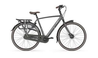 Gazelle Orange C8, stabiles Citybike mit 8-Gang Nabenschaltung. von Henco GmbH & Co. KG, 26655 Westerstede