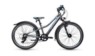 S´cool E-Trox 24 (Dargrey Matt) von Fahrradladen Rückenwind GmbH, 61169 Friedberg (Hessen)