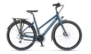 Batavus Avido, Trapez, Deep Blue matt von Bike & Co Hobbymarkt Georg Müller e.K., 26624 Südbrookmerland