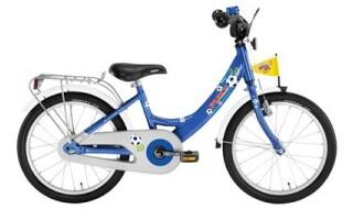 """Puky 18"""" Kinderrad Alu blau Fußball von Lamberty, Fahrräder und mehr, 25554 Wilster"""