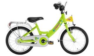 Puky ZL 16 Alu, kiwi, 4225, 16 Zoll Kinder-Fahrrad mit Alu-Rahmen und Rücktrittbremse. von Henco GmbH & Co. KG, 26655 Westerstede