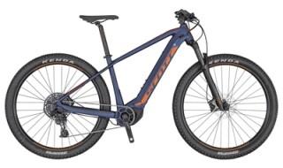 Scott Aspect e-Ride 920 blue/orange von Bike Service Gruber, 83527 Haag in OB