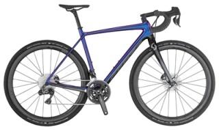 Scott Addict Gravel 10 chameleon blue/purple/black von Schulz GmbH, 77955 Ettenheim