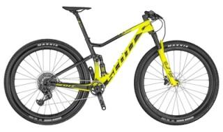 Scott Spark RC 900 World Cup AXS radium yellow/black von Schulz GmbH, 77955 Ettenheim