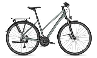 Raleigh RushHour 3.0, Trapez, Techgreen matt von Bike & Co Hobbymarkt Georg Müller e.K., 26624 Südbrookmerland