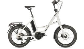 Cube Compact Sport Hybrid white´n´black 2020 von Fahrrad-Grund GmbH, 74564 Crailsheim
