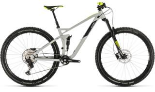 Cube Stereo 120 Race 29 lightgrey´n´flashyellow 2020 von Fahrrad Imle, 74321 Bietigheim-Bissingen