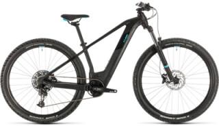 Cube Access Hybrid EX 625Wh black´n aqua von Bike Service Gruber, 83527 Haag in OB