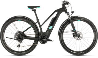 Cube Access Hybrid Pro Allroad Trapez 500Wh, black´n´mint von Bike Service Gruber, 83527 Haag in OB