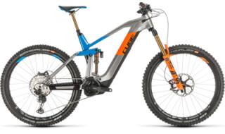 Cube Stereo Hybrid 160 HPC Actionteam 27.5 2020 von Fahrrad Imle, 74321 Bietigheim-Bissingen