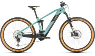 Cube Stereo Hybrid 120 Race 625 29 frozengreen´n´green von Rundum, der Fahrradladen, Matthias Ilg, 73433 Aalen - Wasseralfingen