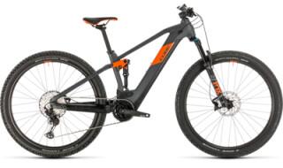 Cube Stereo Hybrid 120 Race 625 29 grey´n´orange von Rundum, der Fahrradladen, Matthias Ilg, 73433 Aalen - Wasseralfingen