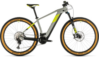 Cube Reaction Hybrid SLT 625 29 grey´n´yellow 2020 von Fahrrad Imle, 74321 Bietigheim-Bissingen