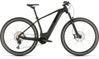 Cube Reaction Hybrid SLT 29 625 black 'n' grey von Radsport Ilg OHG, 73479 Ellwangen