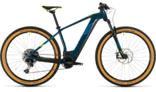 Cube Reaction Hybrid SL 29 blue´n´ yellow von Fahrrad Imle, 74321 Bietigheim-Bissingen