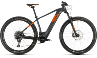 Cube Cube Reaction Hybrid SL 625 29 grey´n´orange 2020 von Fahrrad Imle, 74321 Bietigheim-Bissingen