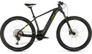 Cube Cube Reaction Hybrid EXC irdium and green 500 2020 von Fahrrad Imle, 74321 Bietigheim-Bissingen
