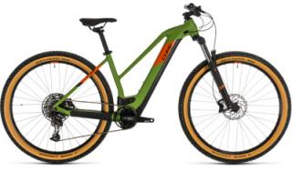 Cube Reaction Hybrid EX 29 625 green 'n' orange von Radsport Ilg OHG, 73479 Ellwangen