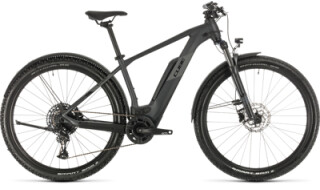 Cube Reaction Hybrid Pro Allroad 500 iridium 'n' black von Radsport Ilg OHG, 73479 Ellwangen