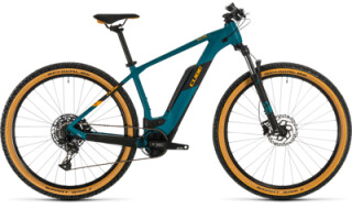 Cube Reaction Hybrid Pro 500 pinetree 'n' orange von Radsport Ilg OHG, 73479 Ellwangen